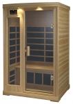 Luxus Infrarot Wärmekabine in Hemlock für 2 Personen